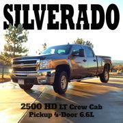 2007 Chevrolet Silverado 2500 HD LT